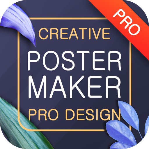 Poster Maker, Flyer Maker, Ads Page design Pro