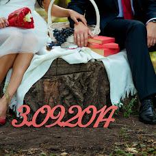 Wedding photographer Anastasiya Bashkatova (Leopold991). Photo of 28.11.2014