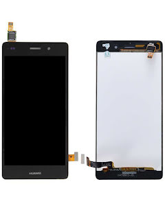 Huawei P8 Lite Display with Frame Black