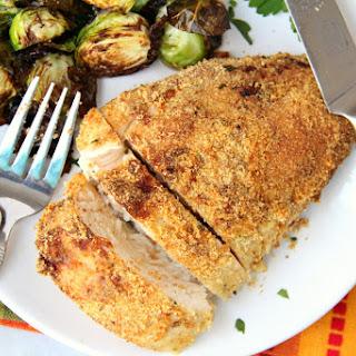 Air Fryer Parmesan Chicken Recipe