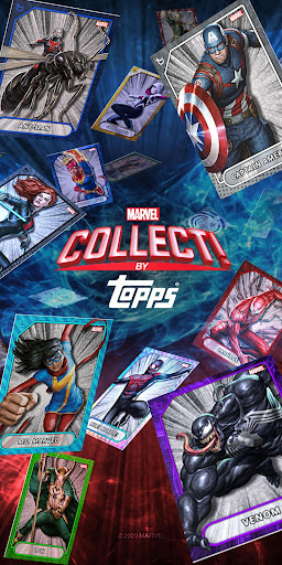 MARVEL Collect! by Toppsu00ae Card Trader 12.4.0 screenshots 1