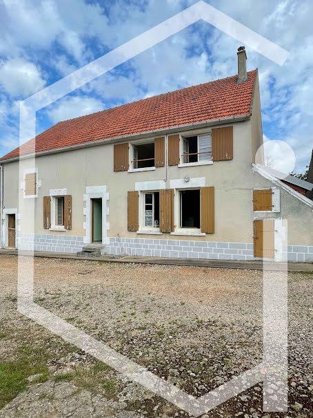 Vente maison 4 pièces 90 m² à Cosne-Cours-sur-Loire (58200), 79 000 €