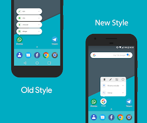 Flick Launcher 0.2.0 build 205 [Pro Unlocked] Cracked Apk 3