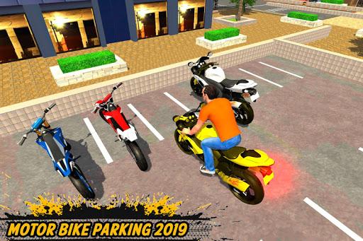 Bike parking 2019: Motorcycle Driving School filehippodl screenshot 8