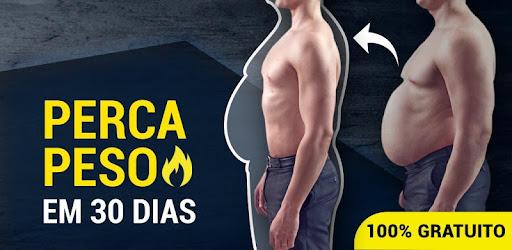 como perder peso em 30 dias
