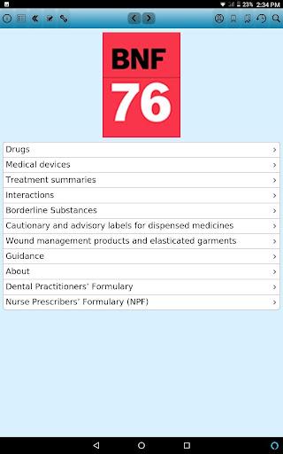 British National Formulary 76 screenshot 6