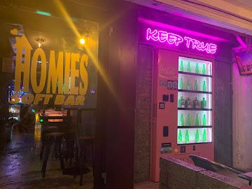 HOMIES SOFT BAR 飛鏢運動酒吧
