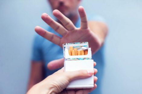 Quais os Sintomas de quem Para de Fumar?