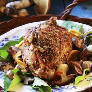 Pork Shoulder with Vegetables