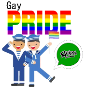 Gay Pride Icons für WhatsApp