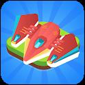 Merge Spaceship - Click and Idle Merge Game icon