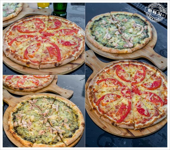 璀璨星空SKYBAR披薩