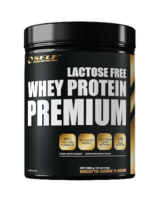 SELF Micro Whey Active Lactose Free