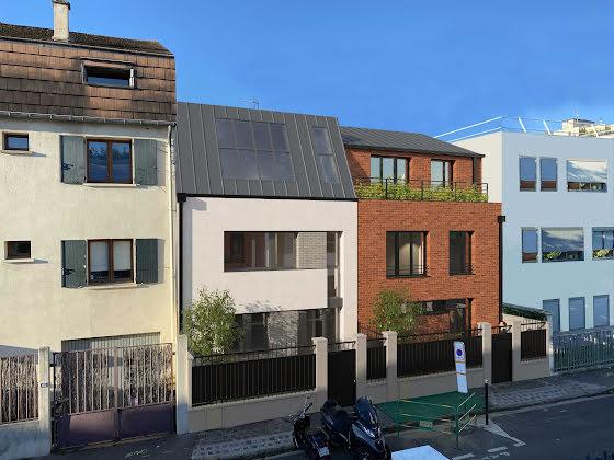 Maison a vendre boulogne-billancourt - 8 pièce(s) - 173 m2 - Surfyn