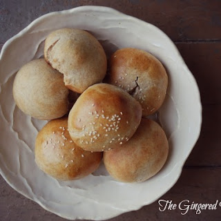 Quick and Easy Whole Wheat Hamburger Buns