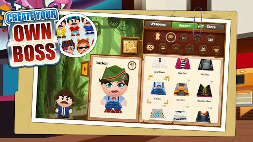 Beat the Boss 4: Stress-Relief Game. Kick the jerk  screenshots 5