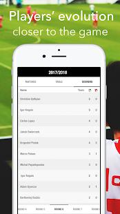 Football Ekstraklasa Poland - náhled