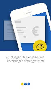 BelegManager-App- screenshot thumbnail