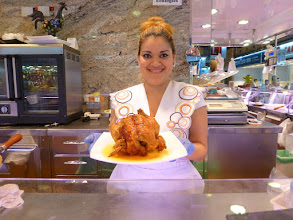 Photo: don't forget the pollastre rostit (roasted chicken). very yum.