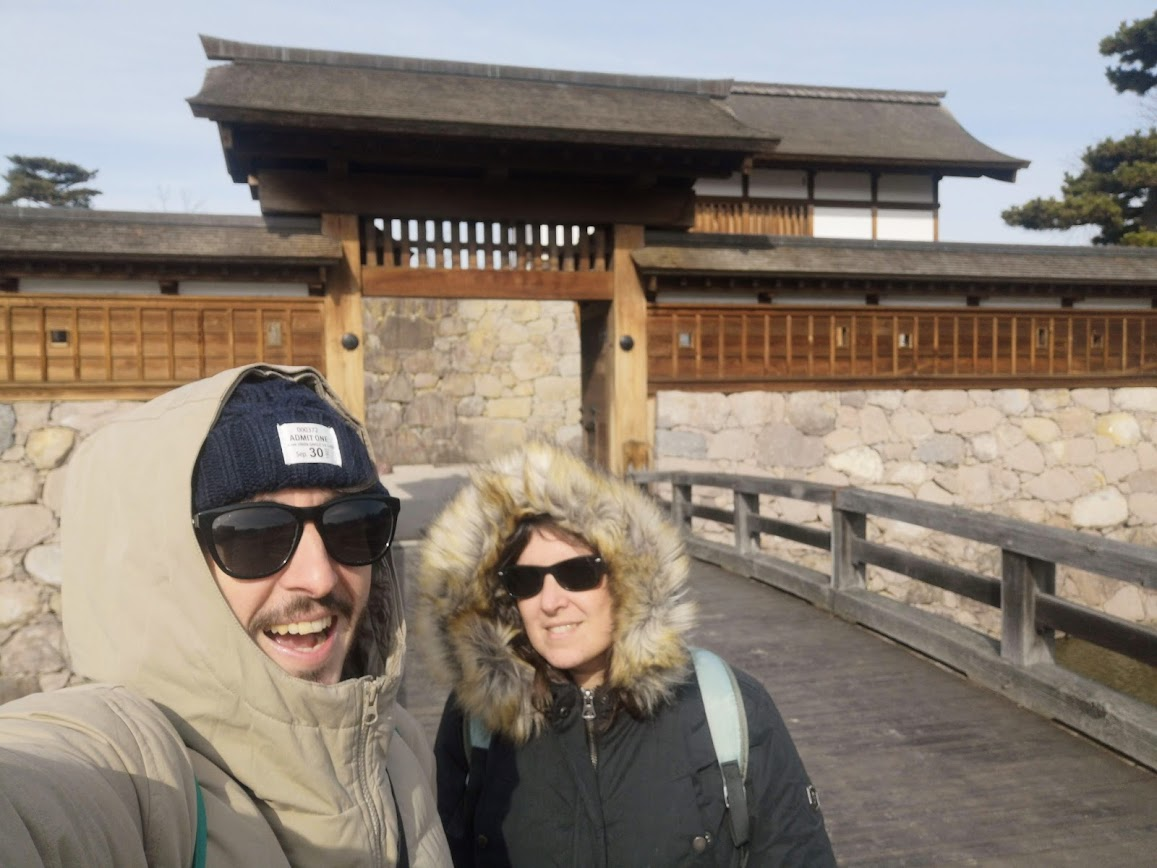 castillo de Matsushiro