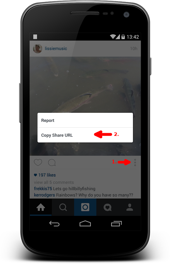 EasyDownloader for Instagram™- screenshot