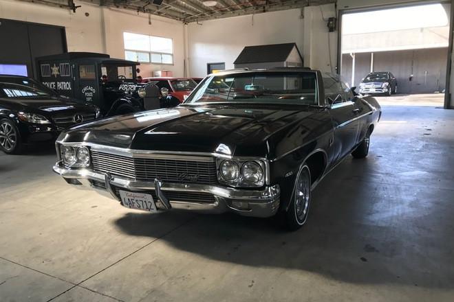 1970 Chevrolet Impala Hire Los Angeles