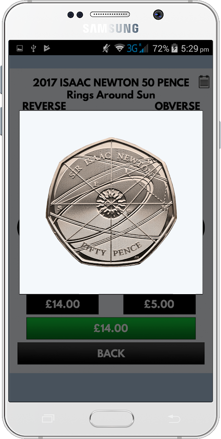 Check Your Change - UK Coins- screenshot