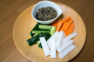 黒千石レシピ:No.6 黒千石豆味噌