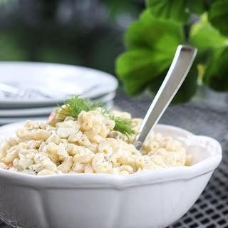 Really Good Macaroni Salad.