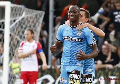 Charleroi et Waasland-Beveren bien représenté dans notre équipe-type de la 2e journée