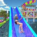 Swimming Pool Summer Fun: Waterslides Adventure APK