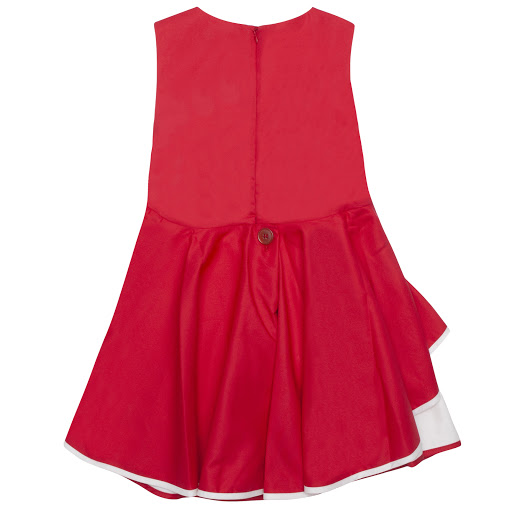 Thumbnail images of Jesse & James Red Lily Dress