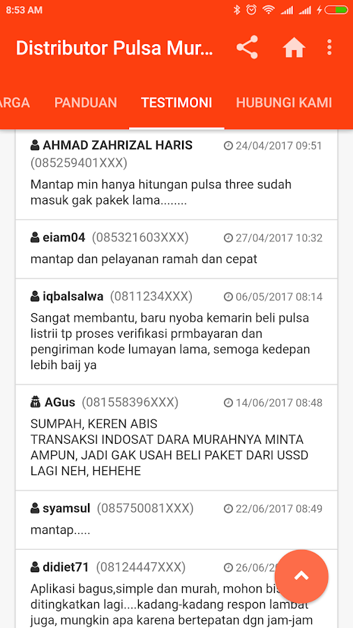Image Result For Agen Pulsa Termurah Android