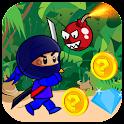 Ninja Hattori Forest Running icon