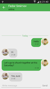 Christian dating screenshot 4