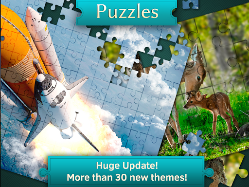 Landscape Jigsaw Puzzles Free 2.2.55 screenshots 12