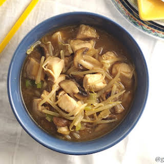 Chicken Subgum Chow Mein (13 Ingredients).