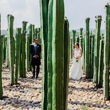 Wedding photographer Angel Zarazua (ANGELZARAZUA). Photo of 01.11.2017