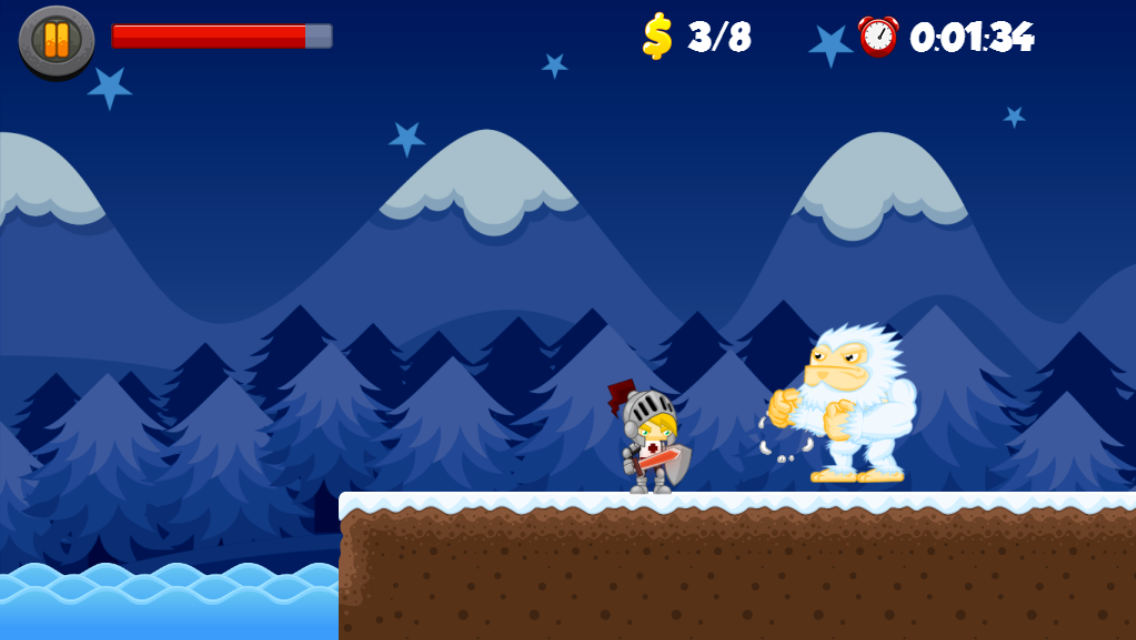 Ludo's Quest - Save Santa (Unreleased)- screenshot