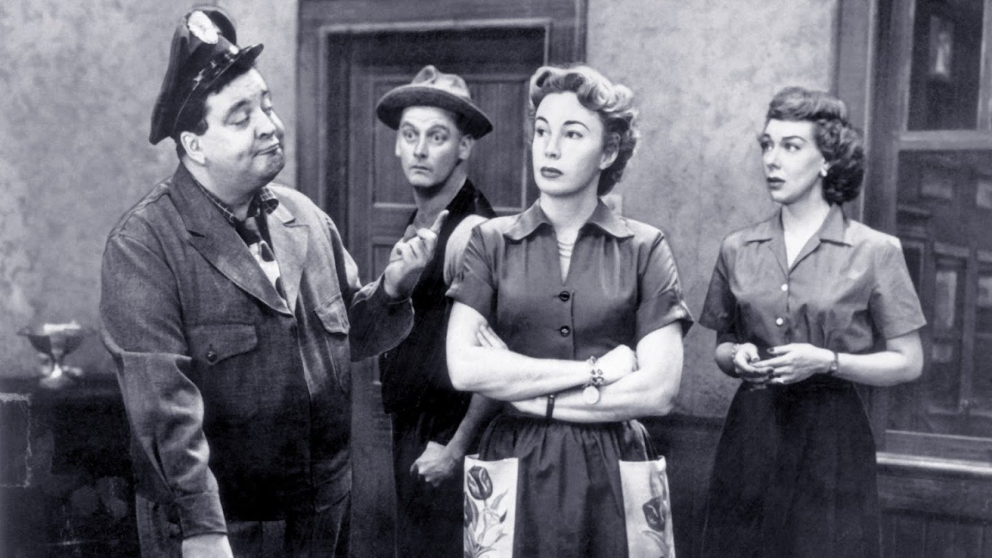 Watch The Honeymooners: Lost Episodes live