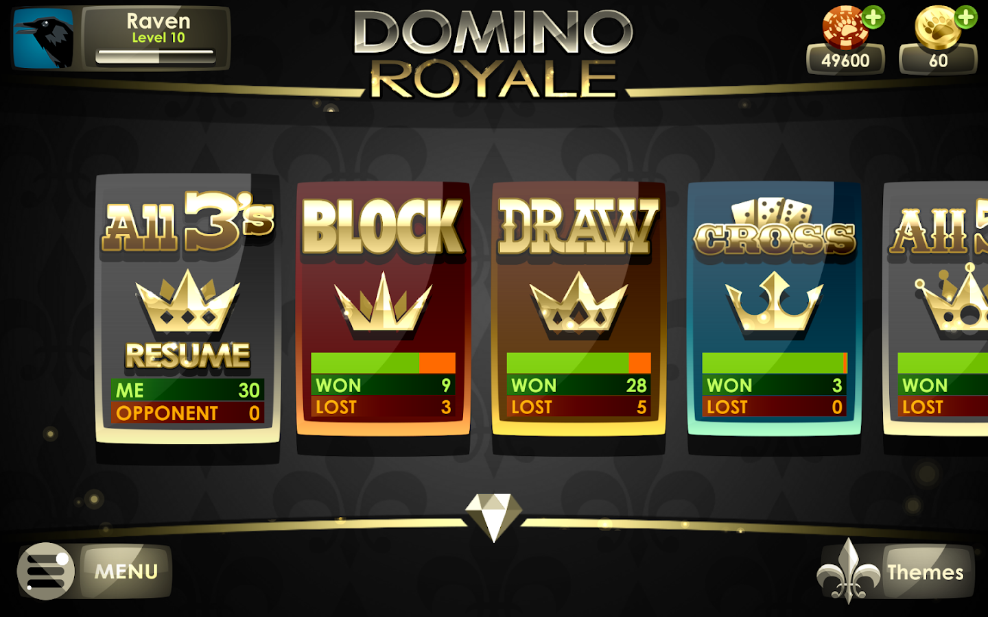 Domino Royale- screenshot