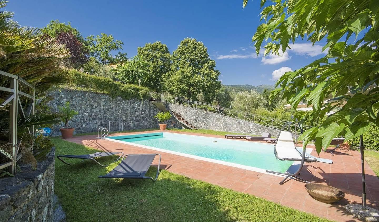 Villa avec jardin et terrasse Pistoia