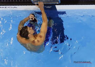 Phelps n'a pas battu le requin