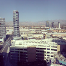 Photo: As always it has been a whirlwind week, but its time to start heading home. So long Vegas!