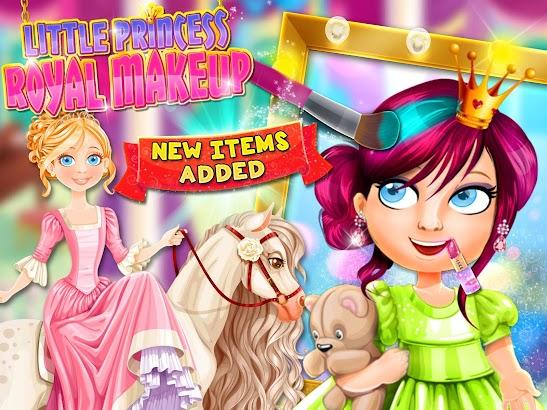Little Princess Royal Makeup- screenshot thumbnail