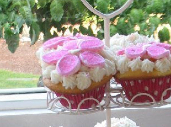 Flower Cupcakes Recipe