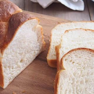 Ultra Soft Sticky Rice Bread.