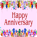 Happy Anniversary SMS Images icon
