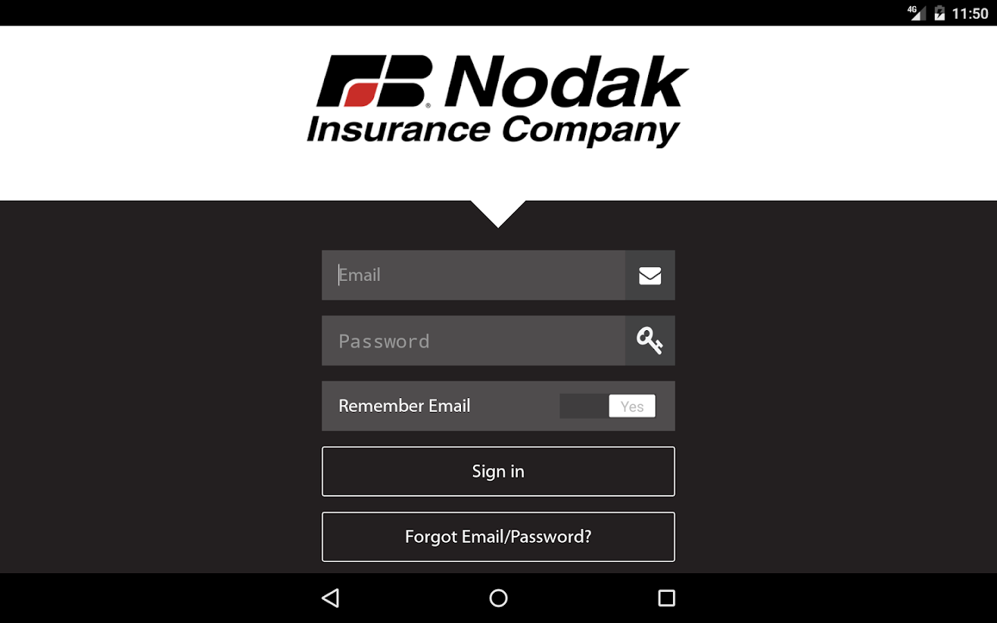 Nodak Insurance Company- screenshot