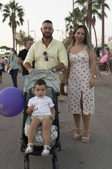 Noelia, Ángel y Ángel (2)
